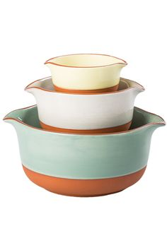 Jamie Oliver at EziBuy New Zealand.  sc 1 st  Pinterest & These serving bowls from Jamie Oliver are made from 100% terracotta ...