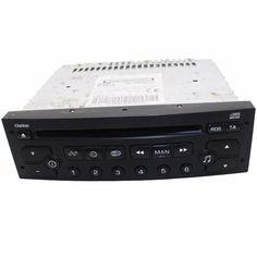 Citroen peugeot Clarion PU2295A Car Stereo Cd Headunit