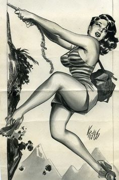 pin up by Niso Ramponi