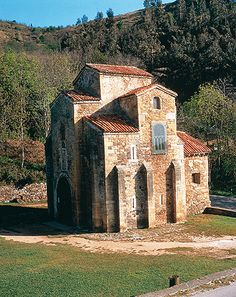 Iglesia de San Miguel de Lillo #Oviedo #PatrimoniodelaHumanidad #Prerrománico #cultura #culture #Asturias #ParaísoNatural #NaturalParadise #Spain