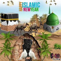 See the PicMix Happy Islamic New Year 1440 belonging to on PicMix. Muharram Wallpaper, Hijri Year, Happy Islamic New Year, Islamic Celebrations, Happy Muharram, Good Morning Flowers Gif, Eid Mubarak Images, Boarders And Frames, Happy Friendship Day