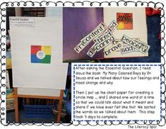 Teaching About Mood and Feelings with a Mood Meter Teaching Social Studies, Teaching Tips, Happy Reading, Guided Reading, Kindergarten Blogs, Learning Targets, Reading Comprehension Strategies, Thing 1, Literacy Stations
