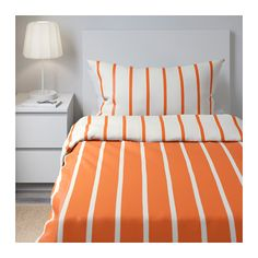 Master Bed  TUVBRÄCKA Bettwäscheset, 2-teilig - 155x220/80x80 cm - IKEA