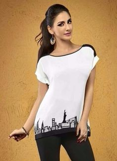 #Buy #Stylish #womens #Tops #online in #India at Fabtog.com