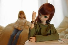 Smart Doll Ivory by purinpurinchan8