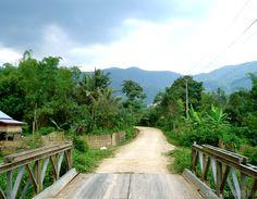 Vang Vieng brug