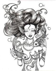 """Art by Devon """"Pisces"""""""