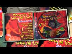 "Orquesta Salsa All Stars ""Salsa De Calle"" 1999 CD MIX"