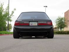 stanced foxbody notchback mustang - StanceWorks, that stance and those wide tires make me crazy! I wanna burn some rubber off of them. LOL