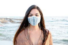 SKOVA's Summer Mask Saver, crossbody chain necklace! - SKOVA Mask Online, Chain, Summer, Collection, Chain Drive, Summer Time