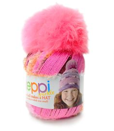 Keppi Yarn from Lion Brand Yarn