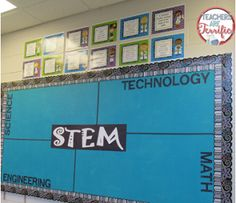 Bulletin Boards and More! Fabulous ways to add some science decor to your…