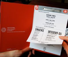 Creative Menu, Branding, Design, Tap, and Gastro image ideas & inspiration on Designspiration Menu Restaurant, Restaurant Design, Restaurant Identity, Menu Layout, Print Layout, Menu Café, Menu Book, Food Menu Design, Cafe Design