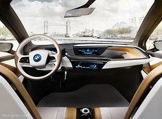 BMW i3 Concept Interior 03