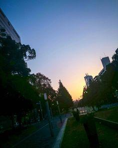 ほんのりと夕焼け  #秋 #空 #夕焼け #夕暮れ #青空 #日本 #風景 #ダレカニミセタイソラ #写真好きな人と繋がりたい #空好きな人と繋がりたい #autumn #twilight #sunset #photo #instagram #japan #landscape #igers #igersjp #sky #bluesky #ig_japan #icu_japan  #photooftheday #ptk_sky #magichour #super_photosunsets #picoftheday #insta #instagood
