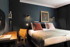 À l'intérieur d'une très belle chambre Deluxe, un décor élégant et cosy