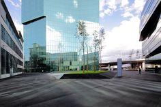 Prime Tower by Schweingruber Zulauf Landschaftsarchitekten 01 «  Landscape Architecture Works | Landezine