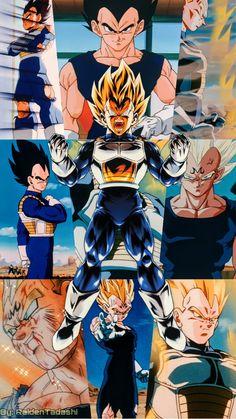 Vegeta Wallpaper made By RaidenTadashi Dragon Ball Z, Dragon Ball Image, Dragonball Evolution, Akira, Manga Anime, Emo Anime Girl, Manga Girl, Dragonball Super, Foto Do Goku