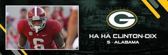 Welcome to the Packers, Ha Ha Clinton-Dix!