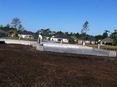 New foundation in place. #MyrtleBeach #GrandeDunes
