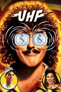 UHF full Movie: An unemployed visionary finds a job as the manager of a television station his uncle owns. Description from rainierland.biz. I searched for this on bing.com/images