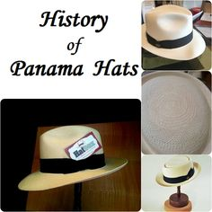 794078283b5 CLICK HERE to learn more about Panama Hats! www.hatbox.com  hats