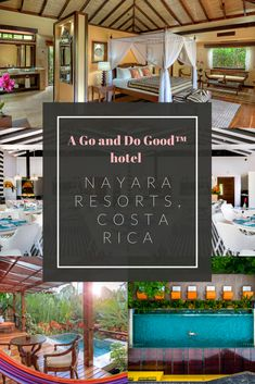 One of the most wonderful resorts we've ever stayed at was at Nayara Springs in Arenal, Costa Rica. Head to our latest Go and Do Good™ hotel share, Nayara Resorts, and read all about the good they are doing in their local community. Honduras, Travel Reviews, Travel Articles, Travel Around The World, Around The Worlds, Travel Guides, Travel Tips, Costa Rica Travel, Beautiful Hotels
