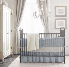 Millbrook Iron Crib | Cribs & Bassinets | Restoration Hardware Baby & Child