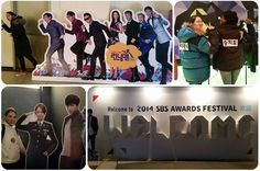 O BrazilKorea esteve no SBS Award Festival 2014! Saiba todos os detalhes!