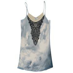 Vestido Gaia Preto