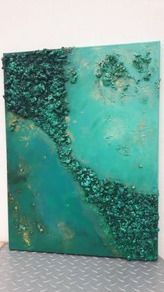 Smaragda von Buntmalerei auf Etsy