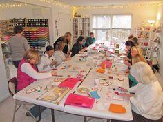 Stamp Camp - May @ Brandys Craft Room