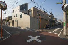 Okusawa House / Hiroyuki Ito + O.F.D.A.
