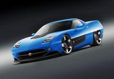 Endora SC- - Car Body Design