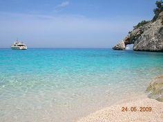 Sardegna - Cala Golortitze