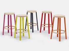 Step Stool by Federico Gregorutti — Barstools -- Better Living Through Design