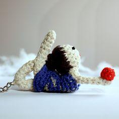 Amigurumi #amigurumi #gimnastics #amigurumis #dancer #doll #small #szydełkowa #gimnastyczka #gimnastics #artist #crochet