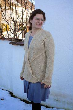 Jacke; jacket; sewing, nähen; Wickeljacke, #SO!; #Dora, #So-pattern, #Molas