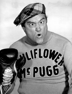 Red Skelton as Cauliflower McPugg -- one of the many characters he had on his long running TV show -- later my office was in the old Red Skelton TV Studios. Old Movies, Vintage Movies, Funny Comedians, Red Skelton, Childhood Memories 90s, Dere, Red Pictures, Old Movie Stars, First Daughter