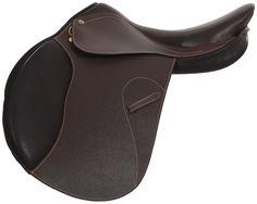Henri De Rivel HDR Memor-X Close Contact Saddle With Memory Foam Seat