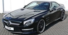 Vath V63RS-Export Mercedes SL63 AMG