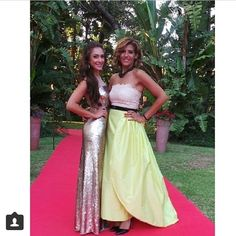 We love how Fedaa Abou Shahen has styled our Ayesha Depala Dress!