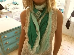 A personal favorite from my Etsy shop https://www.etsy.com/il-en/listing/271031339/turquoise-cotton-and-polyester-silk