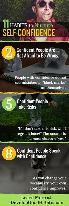 Self confidence tips. Building a little self confidnce is not as hard as it may…
