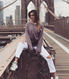 Ксения Бородина отрывается на шопинге в Нью-Йорке | Ксения Бородина | Фото 2