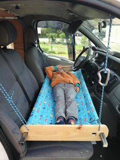 www.trafic-amenage.com/forum :: Voir le sujet - [Réalisé] Lits enfants (en cabine ou à l'arrière) #campingtentdecorations