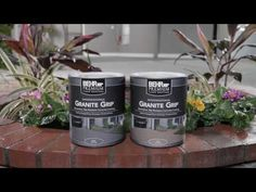 Learn how-to properly apply BEHR PREMIUM Granite Grip concrete coating for a custom color on your interior or exterior concrete surfaces.
