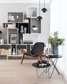 Clever storage solutions by designtwins