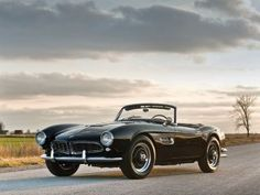 1956 BMW 507 - all for the low low price of $900,000 - 1.2 million...only 251 built..