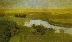 The Istra River - Isaak Levitan